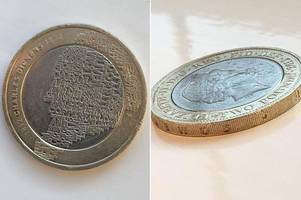 rare £2 charles dickens coin sells on ebay for whopping £3,500 - and you could have one sitting in your home
