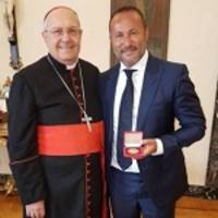 allied wallet's andy khawaja awarded by vatican for his company's contributions