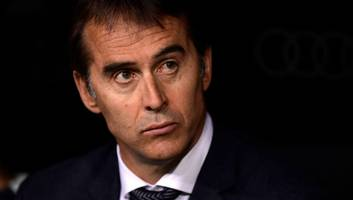 Real Madrid Manager Julen Lopetegui Says He Will Analyse Goalkeeping Dilemma After Getafe Win