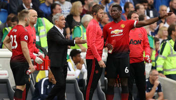 why it wasn't all bad for man utd this weekend despite shock brighton horror show