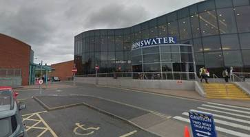 Manager helps deliver baby boy at Belfast shopping centre