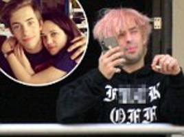 Actor Jimmy Bennett is seen for the first time since Asia Argento sex assault claims