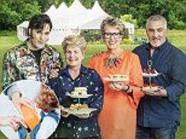 great british bake off judge prue leith calls for packed lunches to be banned from schools