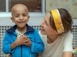syrian dictator's wife visits cancer-hit children after revealing her own breast cancer diagnosis