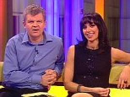 Adrian Chiles battled depression after losing his job  on ITV