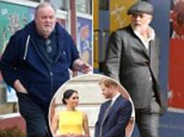 meghan markle's brother: heal rift with father before it's too late