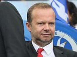 brighton breezy about ed woodward after gary neville's scathing attack