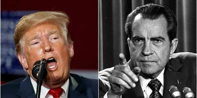 trump just attacked the fed again — an ugly economic lesson from the nixon administration shows why his criticism is so worrying