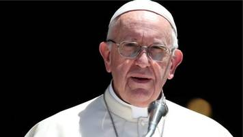 Pope's message ahead of Ireland visit