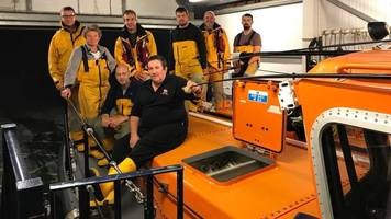 rnli find person in sea after two-hour ramsey bay search