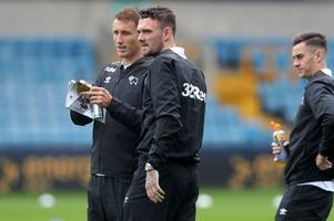 craig forsyth 'well and truly' part of frank lampard's derby county plans