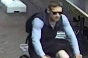 Do you know this man, who police believe assaulted shop worker?