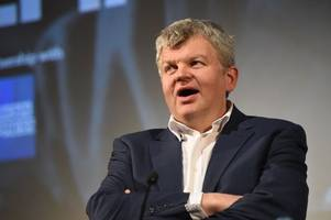 Adrian Chiles 'downed six pints of Guinness a day after being axed by Daybreak'