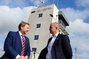 Minister says Brexit will create exciting opportunities for Humber ports, Immingham and Grimsby
