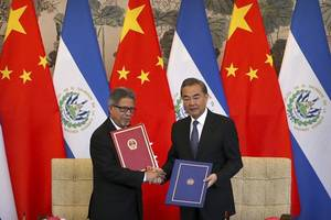 taiwan loses another diplomatic ally as el salvador switches to beijing