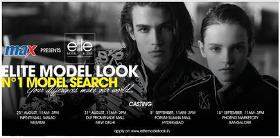 launch of the india elite model look contest 2018