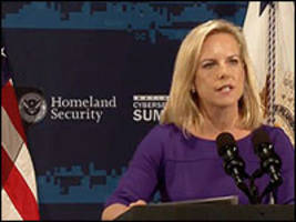 Homeland Security Unveils Center to Combat Cyberthreats