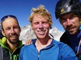 british mountaineer, 27, completes 'the ascent of a generation' by scaling pakistan's latok 1