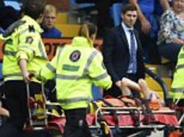 steven gerrard insists a stand-in for the injured jamie murphy is top priority