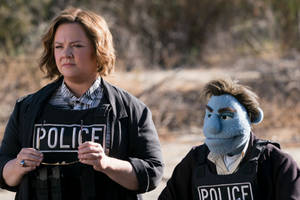 'the happytime murders' film review: melissa mccarthy valiantly plays along in one-joke comedy