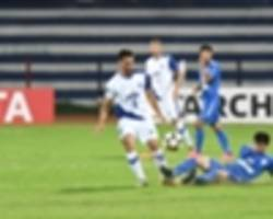 afc cup 2018: rusty bengaluru fc hold on after tricky first leg against frosty opponents