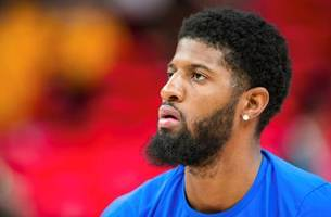 colin cowherd thinks he knows all the reasons paul george decided to stay with the thunder