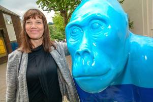 beverley has returned to tiverton town centre and this is why
