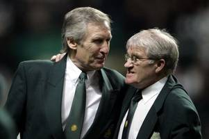 'i had never seen anything like it at celtic' bertie auld recalls legendary hoops captain billy mcneill's debut 60 years on