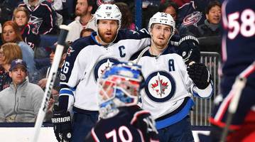mark scheifele calls jets teammate blake wheeler one of the nhl's most underrated players