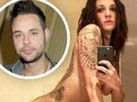 asia argento sent unwanted topless video to comedian and then 'freaked out' when he got upset