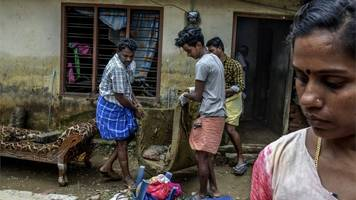 kerala floods: victims face snake menace as waters recede