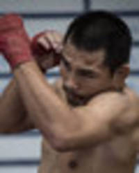 boxing clever: wanheng menayothin - the thai boxer set to beat floyd mayweather's record
