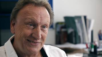 cardiff city manager neil warnock: how wife's illness mellowed him