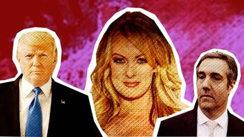 could a porn star payment bring down trump?