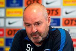 steve clarke hits back at plastic pitch critics and insists injuries happen on grass too
