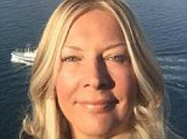 British woman who survived for ten hours in the Adriatic DID jump, say cruise investigators
