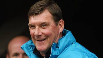 st johnstone: 'main aim' is another 10 years at the top - tommy wright