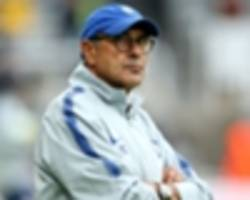 'I have never seen Benitez with five defenders' - Sarri shocked at negative Newcastle