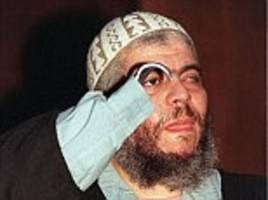 hook-handed hate preacher abu hamza was a ladies man who worked as a soho strip club bouncer