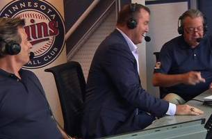hall of famer jim thome joins twins broadcast
