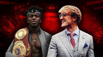 ksi v logan paul: youtube boxing fight ends in a draw