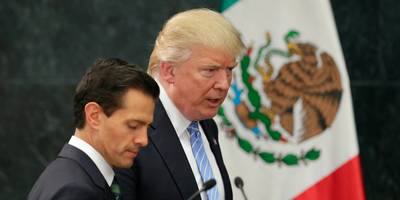the us and mexico struck an agreement on key parts of nafta, moving a step closer to reshaping the massive trade deal