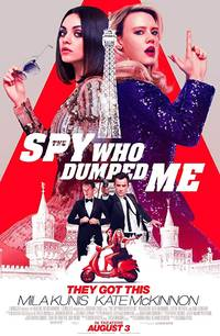 MOVIE REVIEW: The Spy Who Dumped Me