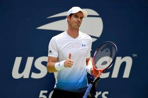 andy murray recovers from early setback to qualify for us open second round