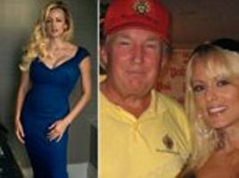 stormy daniels appears in vogue