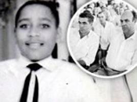 white 'girlfriend' of emmett till speaks out for the first time