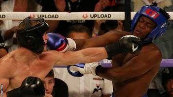 ksi: logan paul fight shows 'how youtubers talented are'