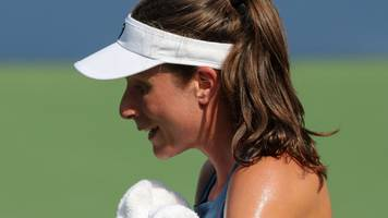 us open 2018: johanna konta loses to caroline garcia in first round