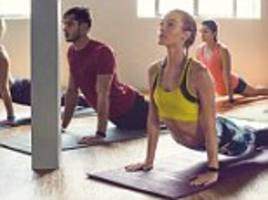 yoga eases blood pressure as well as some drugs, new research reveals