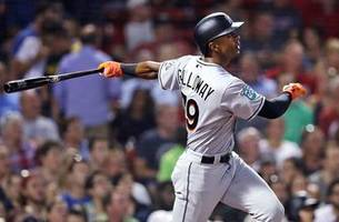 marlins 5-run 8th inning not enough to hold off red sox